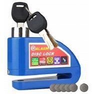 Λουκέτο Δισκόφρενου μπλε με Συναγερμό 110db TL602