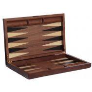 Τάβλι Deluxe από ξύλο καρυδιάς 49 × 49 cm