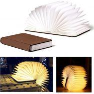 Φωτιστικό Αφής Led σε σχήμα βιβλίου που αλλάζει χρώμα, 1W, 3.7V, διαστάσεων 33x17x22cm Aria Trade