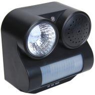 Ηχητική Συσκευή με Φως που Απωθεί Ζώα και Πτηνά -Smartek- C03G0070232