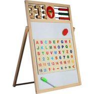 Ξύλινος διπλός μαγνητικός πίνακας γραφής OEM Multipurpose Magnetic Writing Boards