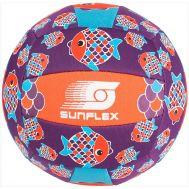 Μπάλα Θαλάσσης Sunflex 15cm με σχέδια ψαριών C02G0130161