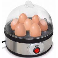 Βραστήρας Αυγών Αυγουλιέρα 7 θέσεων DSP KA-5001