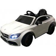 Παιδικό ηλεκτρικό αυτοκίνητο Άσπρο Licensed Mercedes Benz C63 ScorpionWeels 5246063
