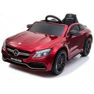 Παιδικό ηλεκτρικό αυτοκίνητο Κόκκινο Licensed Mercedes Benz C63 ScorpionWeels 5246063