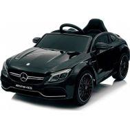 Παιδικό ηλεκτρικό αυτοκίνητο Μαύρο Licensed Mercedes Benz C63 ScorpionWeels 5246063