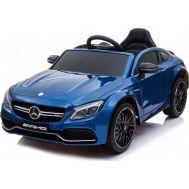 Παιδικό ηλεκτρικό αυτοκίνητο Μπλέ Licensed Mercedes Benz C63 ScorpionWeels 5246063