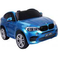 Παιδικό ηλεκτρικό αυτοκίνητο Μπλε Original BMW X6M 12V ScorpionWeels 5248068