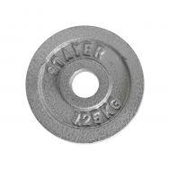 Δίκοι Γυμναστικής Άρσης βαρών AMILA, Εμαγιέ Stayer 84505 1.25kg 0.28mm
