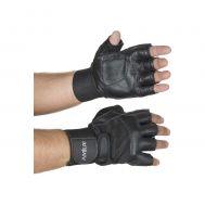 Ειδικά Δερμάτινα επαγγελματικά γάντια γυμναστικής Άρσης Βαρών AMILA 83261
