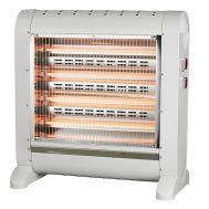 Θερμάστρα Χαλαζία με Αερόθερμο, Ανεμιστήρα, Υγραντήρα & Δημιουργία Ροής Θερμού Αέρα 2000W Bester QT83