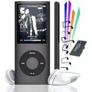 MP4 Player συσκευή αναπαραγωγής ήχου, μουσικής, εικόνας & video μαύρο TFT 1.8 OEM MP4-418