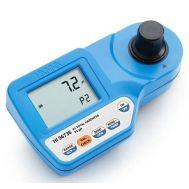 Ψηφιακός Μετρητής συνολικής σκληρότητας νερού & pH Hanna HI96736