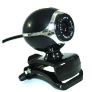 Webcam USB Digital Camera pc με μικρόφωνο 20 Mega Pixels VideoCam Logitaxd C170