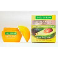 24ωρη κρέμα προσώπου με αβοκάντο 50 ml BIELENDA AVOCADO