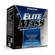 ELITE MASS GAINER 4,5 Kgr 10 LB Dymatize