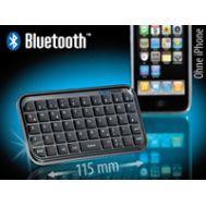 Λειτουργικό Ασύρματο πληκτρολόγιο για  iPHONE iPAD–PC–PLAYSTATIO