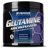 Συμπλήρωμα Διατροφής Dymatize Glutamine Micronized powder 300gr