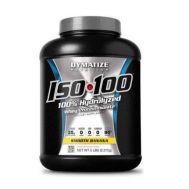 Συμπλήρωμα Διατροφής Dymatize ISO-100 Protein 5 lb -2275 gr