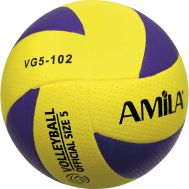 ΜΠΑΛΑ VOLLEY AMILA #5  RUBBER - VAG5 - 102