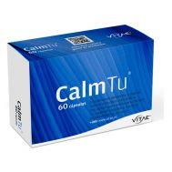 Συμπλήρωμα Διατροφής για Άγχος την Νευρικότητα & Αϋπνία 60caps Calm Tu