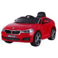 Ηλεκτρικό παιδικό αυτοκινητάκι Κόκκινο 12V BMW GT ORIGINAL