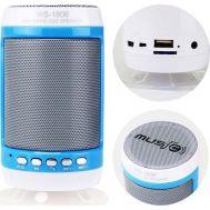 MP3 player Bluetooth & USB White WS-1806B