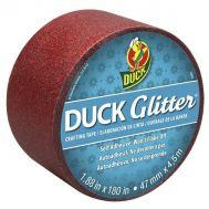 Duck Tape Glitter Red