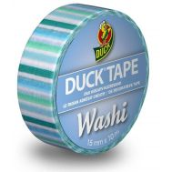 DuckTape Washi Blue Stripes