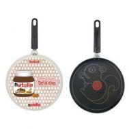 Κρεπιέρα Τηγάνι ρηχό για κρέπες - 26cm συλλεκτική έκδοση «Nutella Squirrel» Tefal T04201-9333