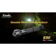 Led Φακός Χειρός E50 Fenix 780 Lumens