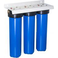 Φιλτροθήκη Τριπλή Big Blue 20″x 4,5'' έξοδο 1″ Eiger
