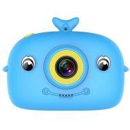 Επαναφορτιζόμενη παιδική κάμερα δελφινάκι μπλέ OEM SD310