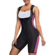 Γυναικείο κορμάκι εφίδρωσης αδυνατίσματος Sauna Sweat Bodysuit