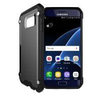 Αντικραδασμική θήκη για τηλέφωνο Samsung Galaxy S7 Edge σε μαύρο χρώμα