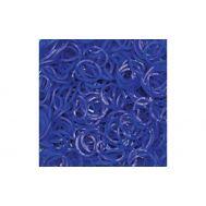 Μπλε του Ναυτικού Jelly Λαστιχάκια για τον Αργαλειό Rainbow Loom