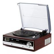 Πικάπ με ραδιόφωνο AM/FM Stereo Camry CR-1113