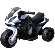 Παιδική Ηλεκτρική Μηχανή BMW S1000RR 6V ORIGINAL Μαύρο Skorpion Wheels 5245022