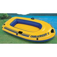 Φουσκωτή Βάρκα  1 ατόμου 193 x 108 x 38 Challenger 1 INTEX