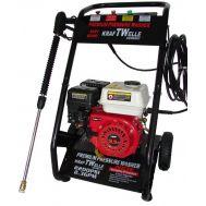 Πλυστικό Μηχάνημα 5.5 hp βενζίνης Πίεσης 150 Bar KRAFTWELLE