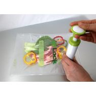 Μηχάνημα χειρός κενού αέρος συσκευασίας vacuum τροφίμων AIR-LOCK