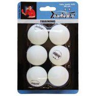 Μπαλάκια ping pong YASHIMA blister 2 (6 τεμ) Ramos