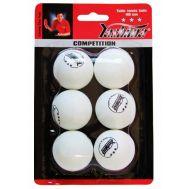 Μπαλάκια ping pong YASHIMA blister 3 (6 τεμ) Ramos