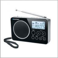 Φορητό Ραδιόφωνο με RDS Blaupunkt BDR-500 Black