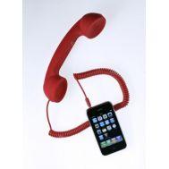 Ακουστικό  Μπλοκάρει Την Ακτινοβολία Των Κινητών 21cm COCO PHONE