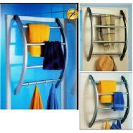 Κρεμάστρα Πετσετών μπάνιου 57x17x72 cm RUCO V-160
