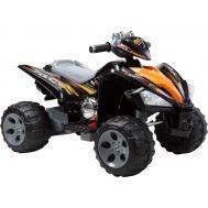 Παιδική Ηλεκτρική Γουρούνα 12V Μαύρη Skorpion Wheels 5245007