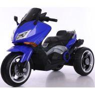 Παιδική Ηλεκτρική Μηχανή Yamaha T-MAX Style 12V Μπλε με  3 ρόδες Skorpion Wheels 5245090
