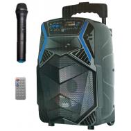 Φορητό Ηχείο 30w με Bluetooth - Ενισχυτή - Μικρόφωνο OEM GMiK MK-2010