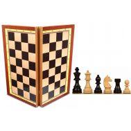 Τάβλι-Σκάκι 3σε1 Μεγάλο Φορμάικα Οξιάς 48x52cm με δώρο Πιόνια 70mm 48x52cm SuperGifts